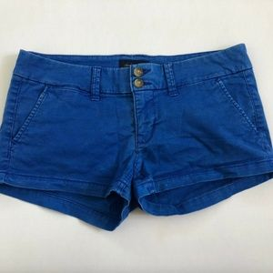 American Eagle Outfitters Women's Blue Shorts